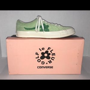 Golf le Fleur Converse One Star, Jade green 10.5